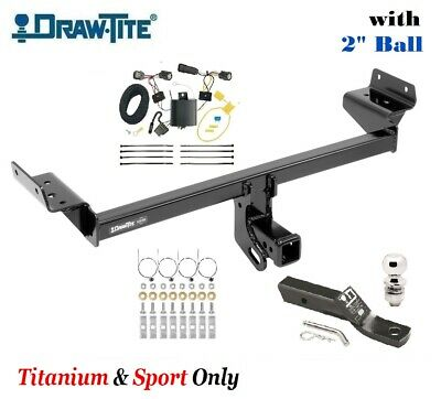 trailer hitch package w 2
