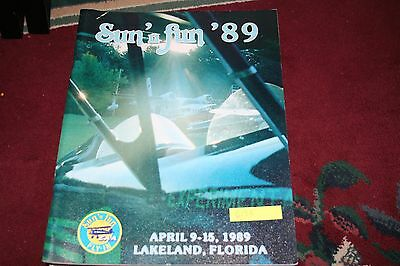 Sun' N Fun  1989   Visitors Collectble issue
