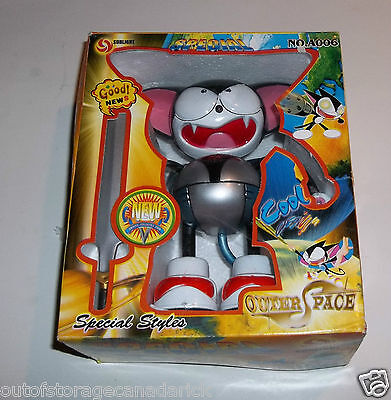 Outer Space Cat Special Cool Design Toy Sunlight No. A006 - Brand New