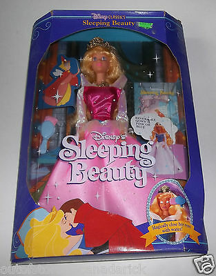 Disney Classic Sleeping Beauty Doll 1991 Mattel - Brand NEW