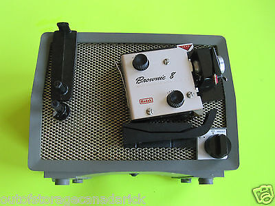 BROWNIE 8 MOVIE PROJECTOR MODEL A15 In Case