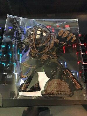 Loot Gaming Crate Exclusive - Bioshock Big Daddy Patch - August 2016, LootCrate