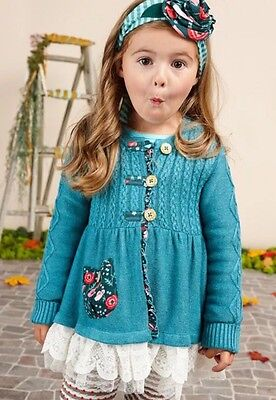 Matilda Jane Once Upon A Time Captivating Sweater size 6 NWT