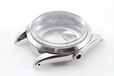 ROLEX DATE 1500 CASE Stainless Steel  From Japan 2