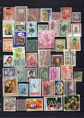 220+ stamps from 220+ different countries! see scans