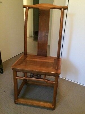 Australian Tellers Chair Solid Timber