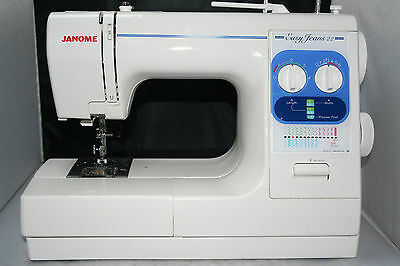 Janome Easy Jeans 22 Sewing Machine