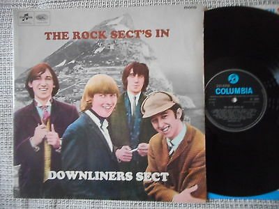 DOWNLINERS SECT The Rock Sect´s In UK COLUMBIA LP 1966 rare