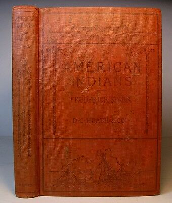 1898 Antique NATIVE AMERICAN INDIAN History TRIBES Legends WAR Rituals DANCES