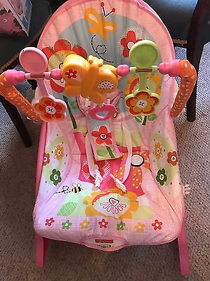 Two Baby Bouncing Chairs & Play Mat