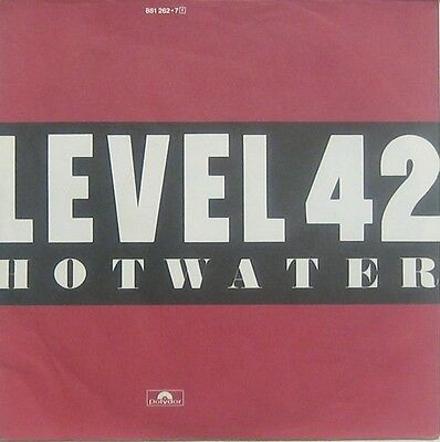 Level 42  hot water