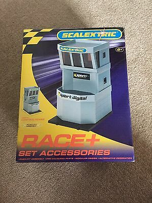 SCALEXTRIC C8319 CONTROL TOWER - Brand new in box