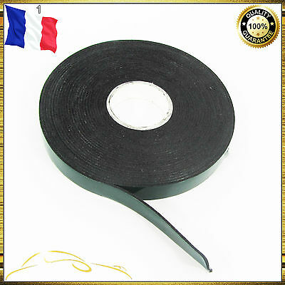 10 mm x 5m ADHESIF DOUBLE FACE SCOTCH RUBAN BANDE MOUSSE AUTOCOLLANT ULTRA FORT