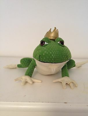 King Harold The Frog Soft Toy From Shrek The Third