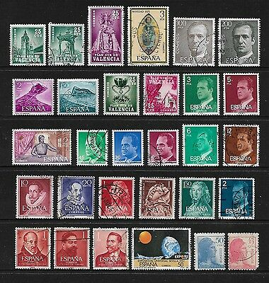 SPAIN - mixed collection No.12