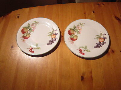 Marks and Spencer Ashberry Side Plates - 2 plates