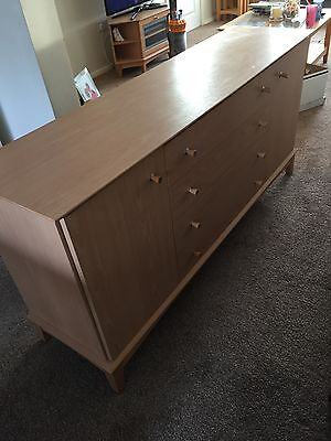Morris Beautility Beech Sideboard with Drawers - Collection LE10