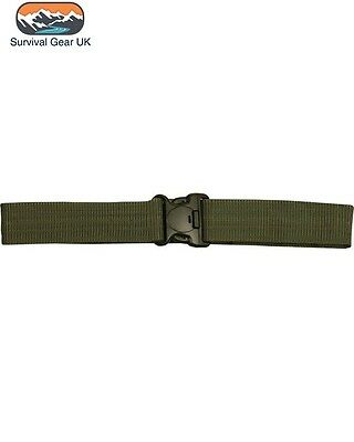 Kombat UK Military Army SWAT Tactical Belt - Olive Green FREE DELIVERY