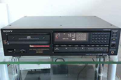 Sony CDP-557ESD CD-Player