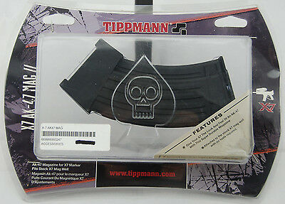 New Tippmann X7  AK47 Curved Paintball Mag T275053