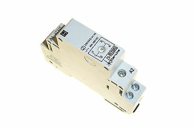 20 Amp Contactor double pole normally open 230VAC F&G Z9-RE230/SS