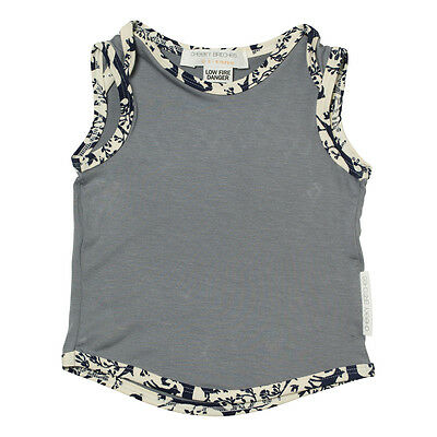 NEW Finalnd singlet in various colours Boy's by Cheeky Britches