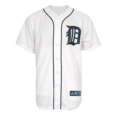 Detroit Tigers Home MLB Replica Jersey Small