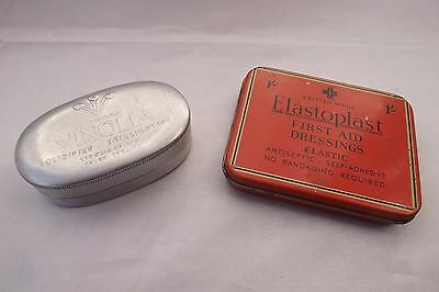 collectable vintage advertising tins