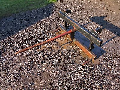 Quicke Tractor Loader Bale Spike