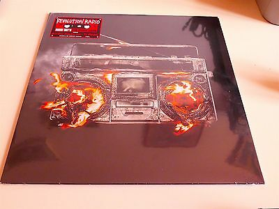 Green Day - Revolution Radio, Limited Red Lp