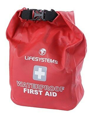 Lifesystems Waterproof First Aid Kit Brand New