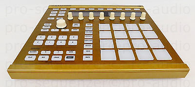 Native Instruments MASCHINE MK2 Limited Gold + Soft V2 +Neuwertig+ OVP+ Garantie