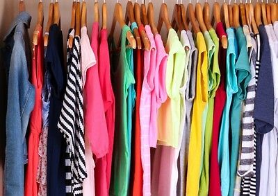 CLEARANCE 75 PC Wholesale Size 0 To 18 Juniors Mixed Clothing Lot Spring Summer