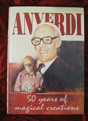 ANVERDI 50 Years of Magical Creations - 1st Edition
