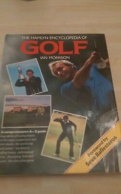 The Hamlyn Encyclopedia of Golf by Ian Morrison