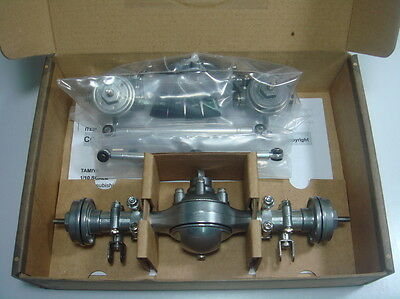 RC Channel Mitsubishi Pajero,Jeep wrangler CC-01 front and rear Metal axle kit