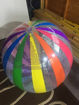 "Large 42"" Inflatable Panel Beachball"