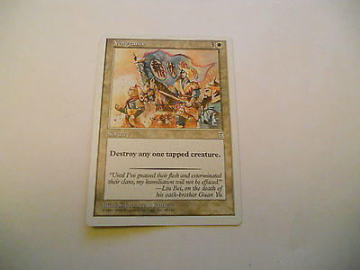 1x MTG Vengeance Magic EDH Portal Three Kingdoms P3K ING Inglese x1