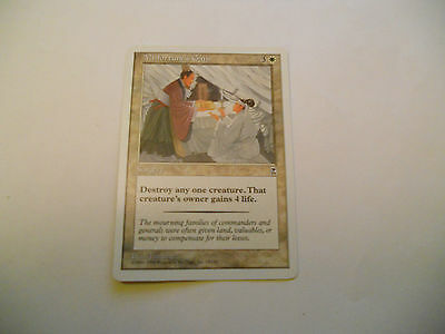 1x MTG Misfortune's Gain Magic EDH Portal Three Kingdoms P3K ING Inglese x1