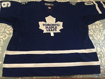 toronto maple leafs Authentic Game Weight Jersey