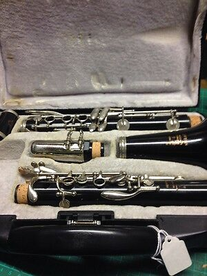boosey and hawkes clarinet