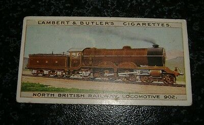 Lambert & Butler The Worlds Locomotives (Series of 25) Card No5