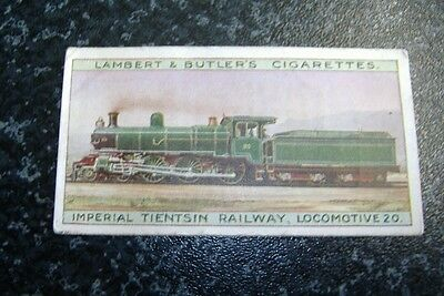 Lambert & Butler The Worlds Locomotives Additional Series No10A