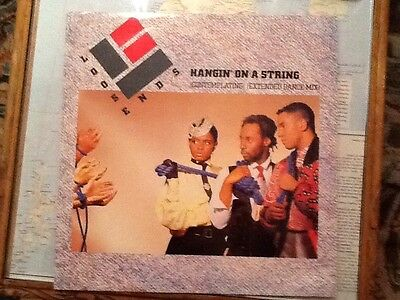 """Loose Ends : Hanging On A String 12"""" Single"""