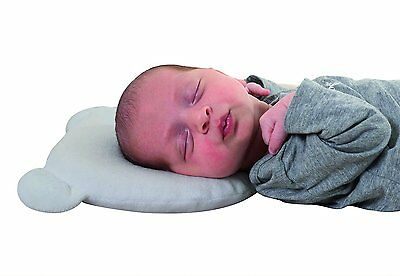 Candide Luxury Panda Infant Pillow Protection for Flat Head Syndrome, Grey