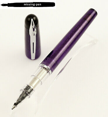 Waterman - Rollerball Kultur in purple / violet - glitter