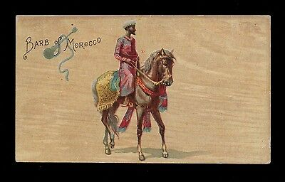 Lions Coffee 1890's Breeds of Horses ACC-K30 same fronts as Duke N101 cards.