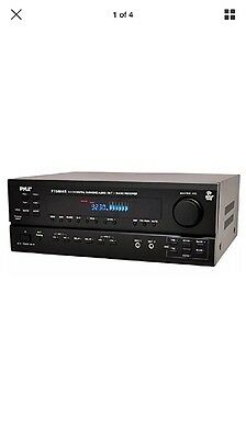 Brand New Pyle PT588AB - 5.1 Channel Home Receiver with AM/FM, HDMI & Bluetooth=
