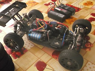 Losi 3 off road 1:8 brushless