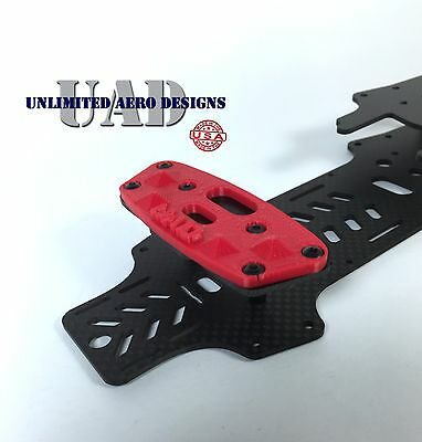 Lower Rear Landing Skid Guard for ImmersionRC Vortex 250 Pro quadcopter FPV